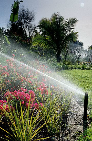 Irrigation System Specialist