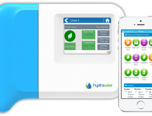 Meet the Hydrawise Irrigation Controller