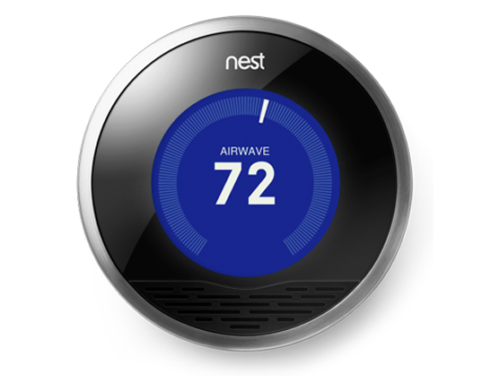 Temperature Control and The Nest Smart Learning Thermostat