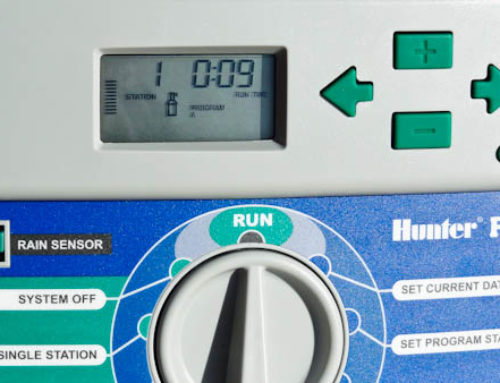 Getting to Know Your Irrigation Controller